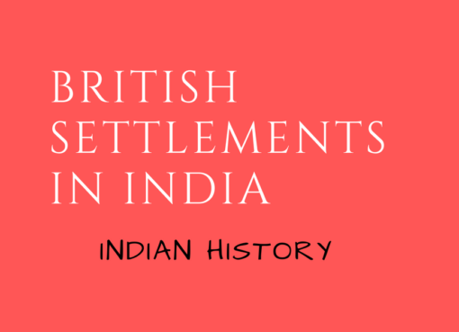 British colonization and settlement in india summary
