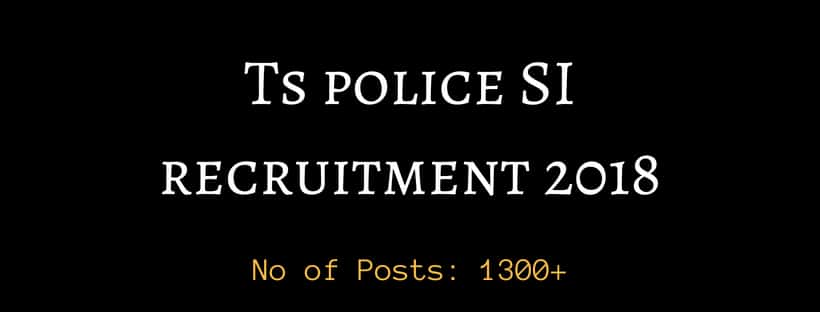 Telangana police recruitment constable and si updated official telangana police recruitment 2018 19 constable and si fandeluxe Choice Image