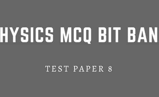 physics bit bank pdf download