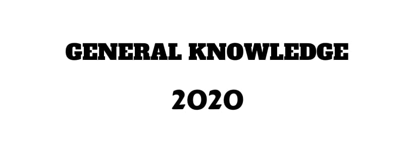 general knowledge 2020 pdf free download