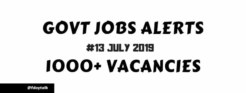 latest direct walkin jobs july 2019