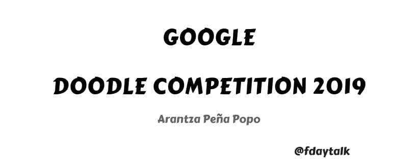 Doodle for Google 2019 winner