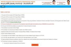 Andhra Pradesh Latest Recruitment 2019