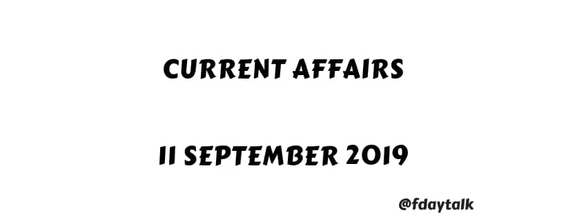 News Current Affairs Today